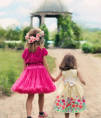 two-little-girls